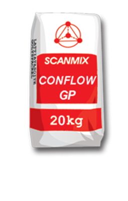 Scanmix CONFLOW GP